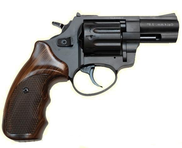 """Револьвер под патрон Флобера Stalker 2,5"""" wood - изображение 1"""