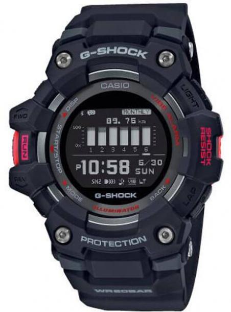 Чоловічі годинники Casio GBD-100-1ER - зображення 1