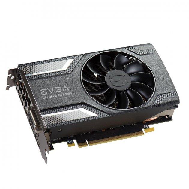 EVGA GeForce GTX 1060 SC GAMING (06G-P4-6163-KR) - зображення 1