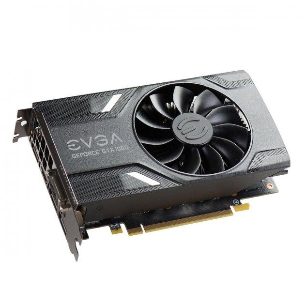 EVGA GeForce GTX 1060 3GB Gaming (03G-P4-6160-KR) - зображення 1