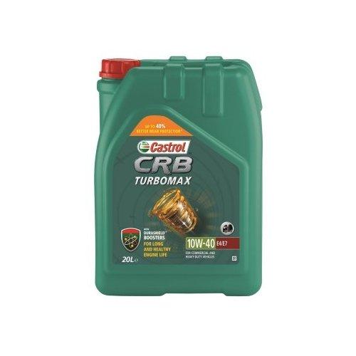Моторное масло Castrol CRB TurboMax 10W-40 E4/E7 20л (UR-CRBTE47-20L) - изображение 1