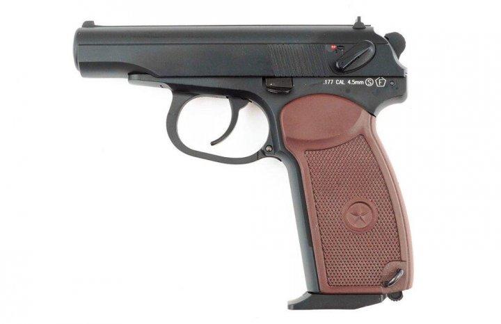 Пістолет пневматичний KWC PM blowback (KMB44AHN) - зображення 1