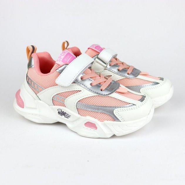 Кросівки для дівчинки Boyang (9041B) Розмір 35, 21.3 см - зображення 1