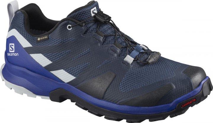 Кросівки SALOMON XA ROGG GTX 46.5 (11,5 UK) 30см синій s411131-11,5 - зображення 1