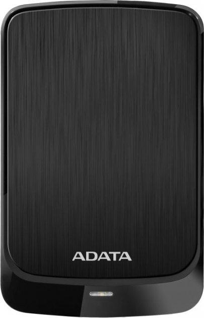 Жорсткий диск ADATA HV320 1TB AHV320-1TU31-CBK 2.5 USB 3.1 External Black - зображення 1