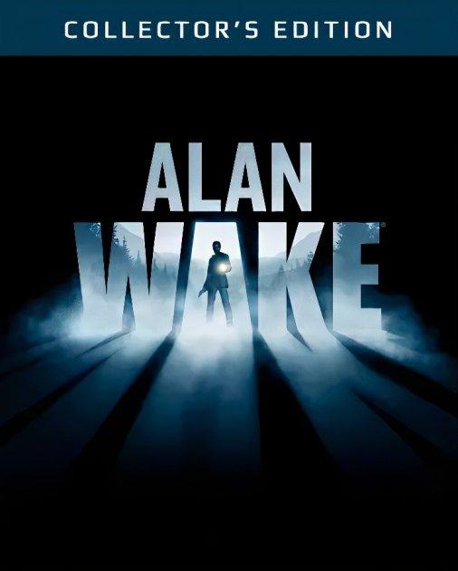 Игра Alan Wake – Collector's Edition для ПК (Ключ активации Steam) - изображение 1