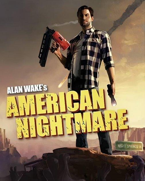 Игра Alan Wake's – American Nightmare для ПК (Ключ активации Steam) - изображение 1