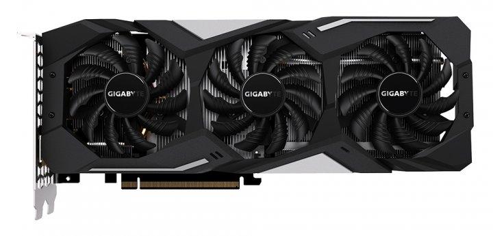 Gigabyte PCI-Ex GeForce RTX 2060 Gaming OC Pro 6GB GDDR6 (192bit) (1830/14000) (1 x HDMI, 3 x Display Port) (GV-N2060GAMINGOC PRO-6GD) - зображення 1