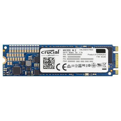 Накопитель SSD M.2 2280 1.05TB MICRON (CT1050MX300SSD4) - зображення 1