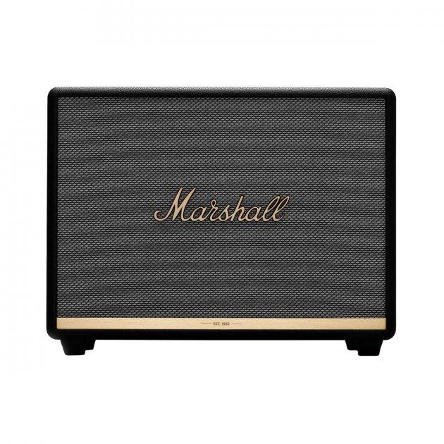 MARSHALL Loudest Speaker Woburn II Bluetooth Black (1001904) - зображення 1