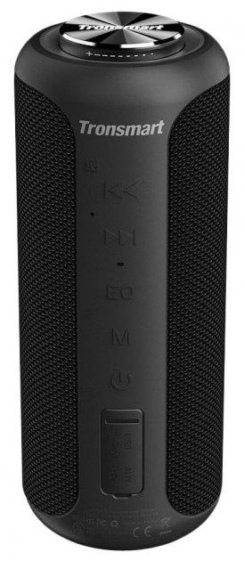Портативна колонка Tronsmart Element T6 Plus Upgrade Edition Black - зображення 1