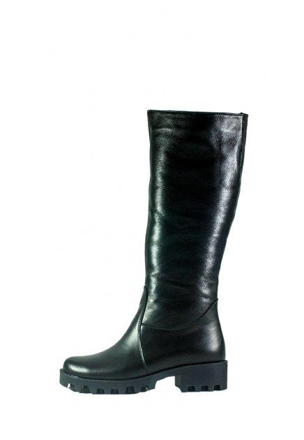 Сапоги зимние женские Lonza SD С13-1 чк черные (38) - изображение 1