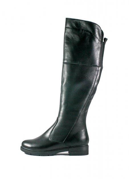 Сапоги зимние женские SND 206-к черные (36) - изображение 1