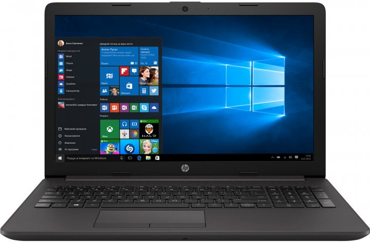 Ноутбук HP 250 G7 (1B7P8ES) Dark Ash Silver - зображення 1