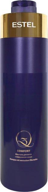 Шампунь для волосся з комплексом олій Estel Professional Q3 Comfort 1000 мл (4606453028231) - зображення 1