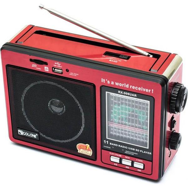 Радіоприймач Golon RX-006 Rec - зображення 1