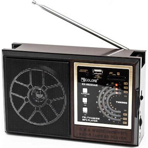 Радиоприемник Golon RX 9922 - изображение 1