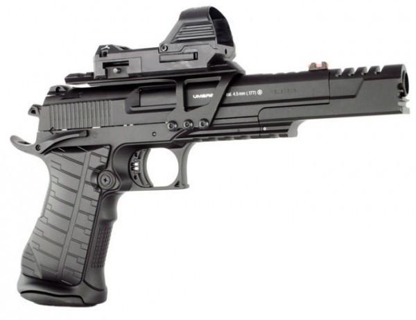 Пистолет пневматический Umarex Racegun+ - зображення 1