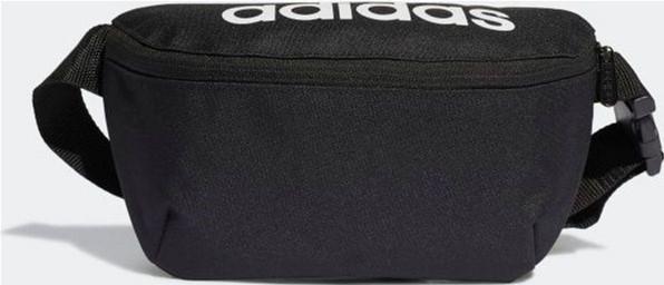 Поясна сумка (бананка) Adidas Daily Waistbag GE1113 Black/Black/White (4061612207313) - зображення 1