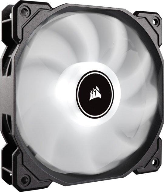 Кулер Corsair AF140 LED 2018 White (CO-9050085-WW) - зображення 1