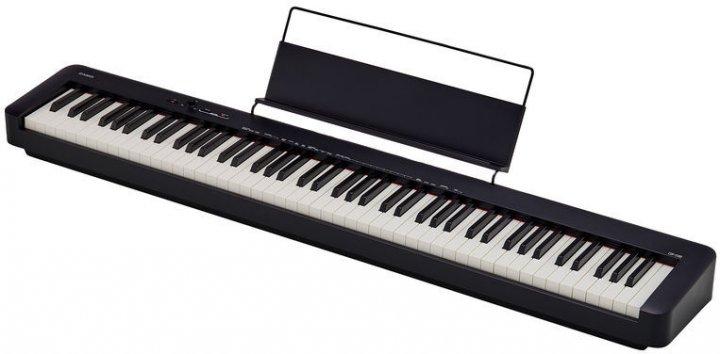 Цифровое пианино Casio CDP-S100 Black (CDP-S100BK)