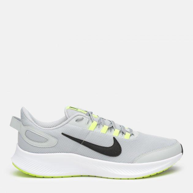 Кроссовки Nike Runallday 2 CD0223-007 45.5 (13) 31 см Серые (193657798892) - изображение 1