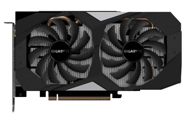 Gigabyte PCI-Ex GeForce RTX 2060 OC 6GB GDDR6 (192bit) (1755/14000) (1 x HDMI, 3 x Display Port) (GV-N2060OC-6GD) - зображення 1