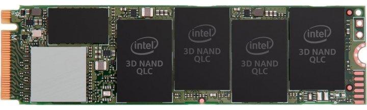 SSD накопичувач SSD Intel 660P 512GB M. 2 (2280) (PCIe/NVMe) (SSDPEKNW512G8XT) - зображення 1