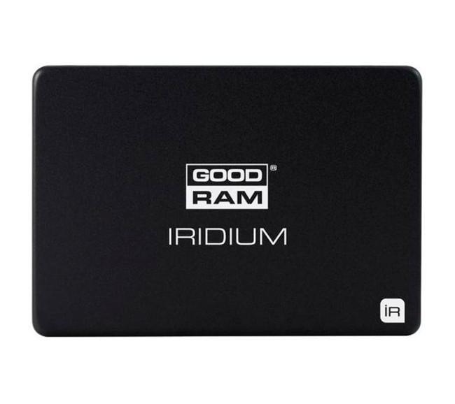 Твердотільний накопичувач 120Gb Goodram Iridium SATA3 2.5' MLC 530/480 MB/s IRSSDPRS25A120 - зображення 1