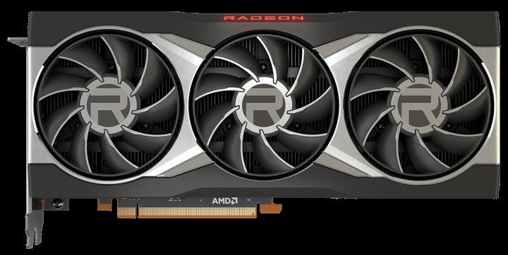 ASRock PCI-Ex Radeon RX 6900 XT 16 GB GDDR6 (256 bit) (2250/16000) (HDMI, 2 х DisplayPort, USB Type-C) (Radeon RX 6900 XT) - зображення 1
