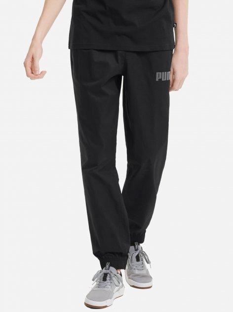 Спортивные штаны Puma Modern Basics Chino Pnt 58580501 L Black (4063697492592) - изображение 1