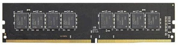Оперативна пам'ять AMD DDR4-2666 4096 MB PC4-21300 Radeon R7 Performance (R744G2606U1S-U) - зображення 1
