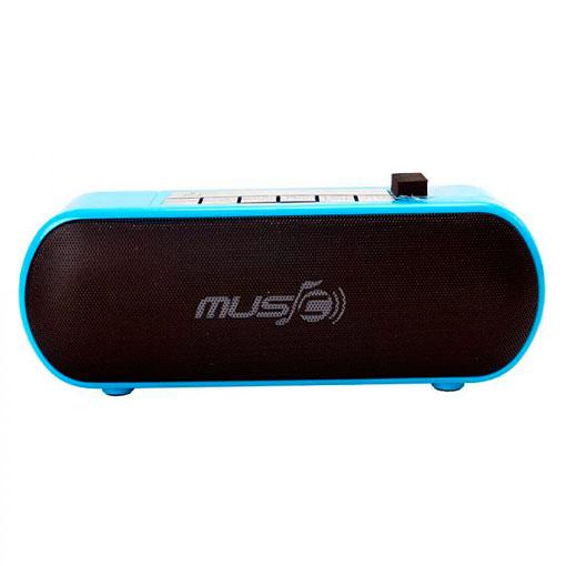 Портативная колонка Bluetooth WS-2513BT Blue Wster T-SH28960 - изображение 1