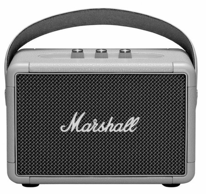 Marshall Portable Speaker Kilburn II Grey (1001897) - изображение 1