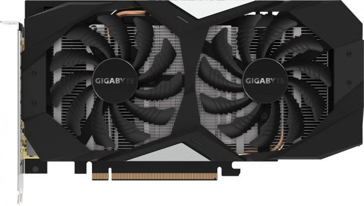 Gigabyte PCI-Ex GeForce GTX 1660 OC 6GB GDDR5 (192bit) (1785/8002) (1 x HDMI, 3 x Display Port) (GV-N1660OC-6GD) - изображение 1
