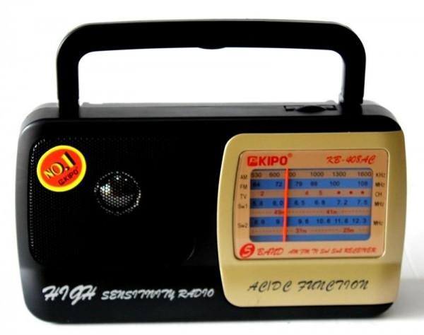 Радио Kipo KB 408 AC - изображение 1