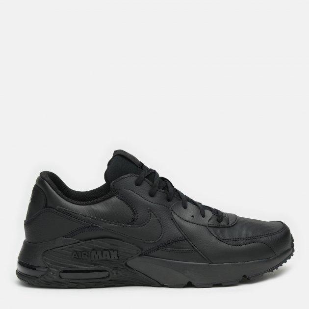 Кроссовки Nike Air Max Excee Leather DB2839-001 42.5 (10) 28 см Черные (194497894430) - изображение 1