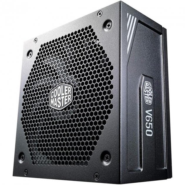 Блок питания CoolerMaster Gold V2 650W (MPY-650V-AFBAG-EU) - изображение 1