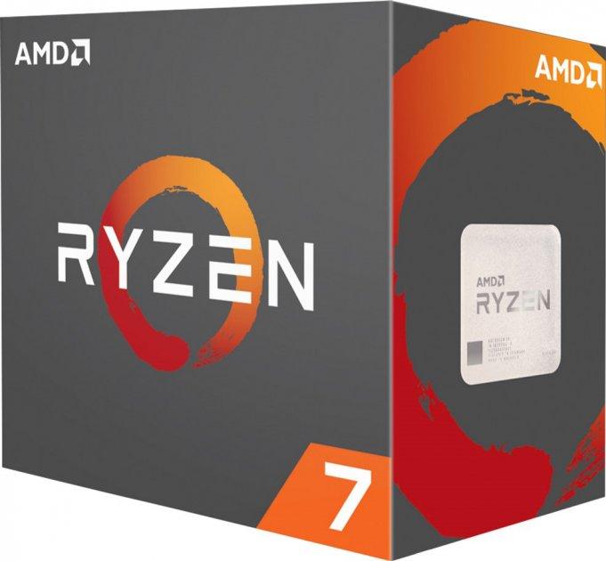 Процесор AMD Ryzen 7 1800X 3.6 GHz/16MB (YD180XBCAEWOF) sAM4 BOX - зображення 1