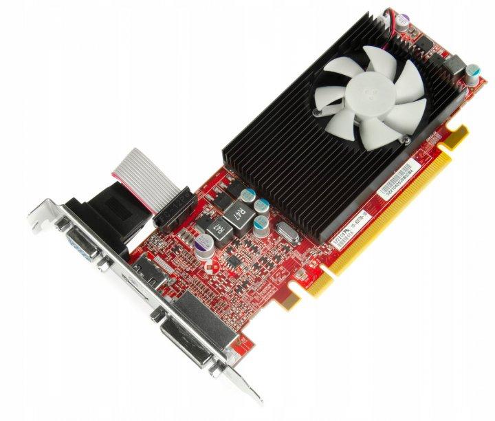 Radeon HD 7570 1GB 128Bit (DVI, VGA, HDMI) - зображення 1