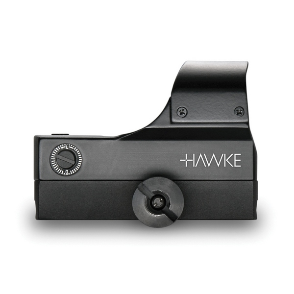 Коліматорний приціл Hawke Reflex Dot 1x30 Wide View Weaver (12134) - зображення 1