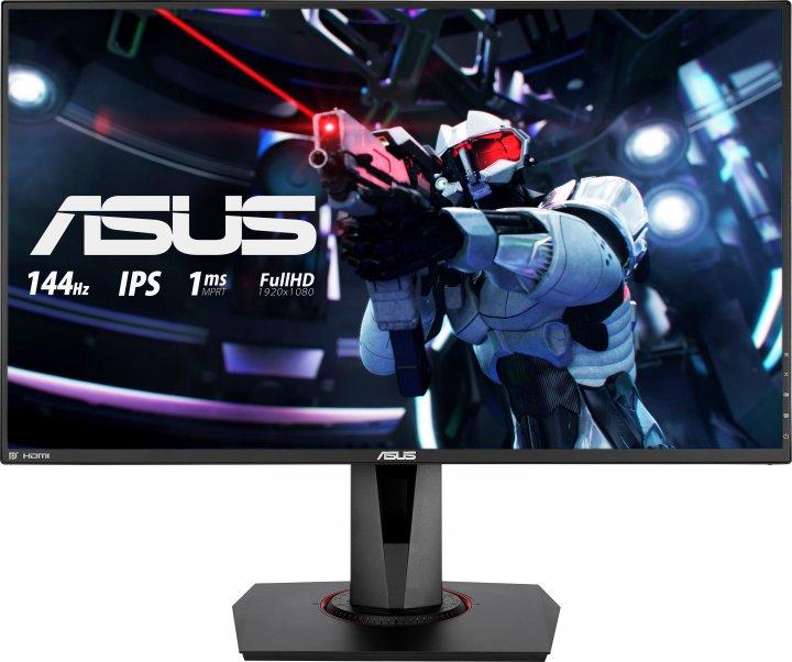"""Монітор 27"""" Asus VG279Q (90LM04G0-B01370) - зображення 1"""