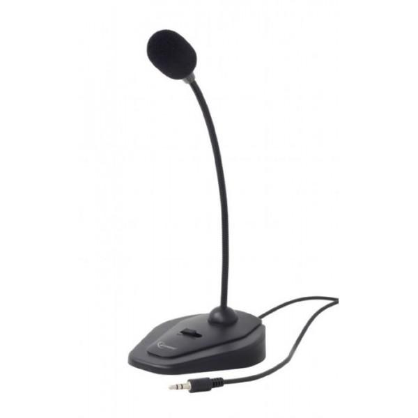 Микрофон Gembird MIC-D-01 Black Б/У - изображение 1