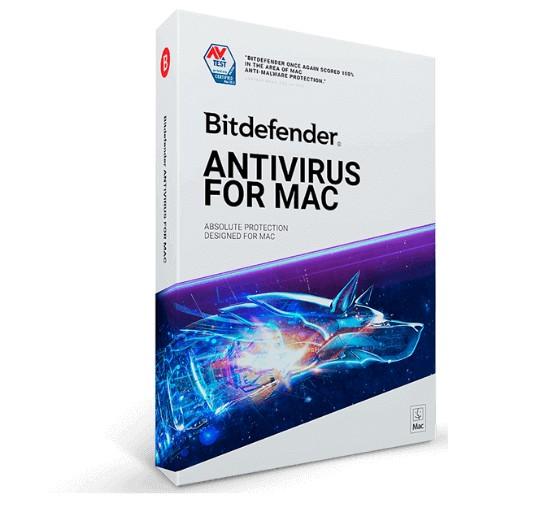 Ліцензійний антивірус BitDefender Antivirus for MacOS на операційну систему MacOS - зображення 1