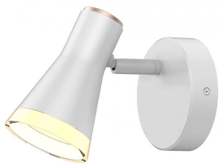 Спотовый светильник MAXUS MSL-01C 4W 4100K белый (1-MSL-20441-CW) - изображение 1