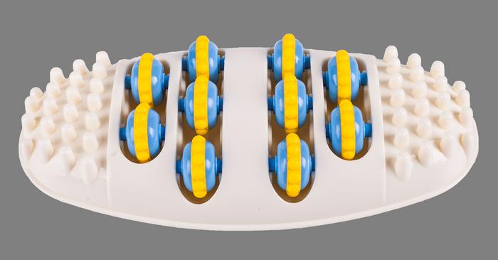 Роликовый массажер для стоп ORTEK Foot Roller 08528 - изображение 1