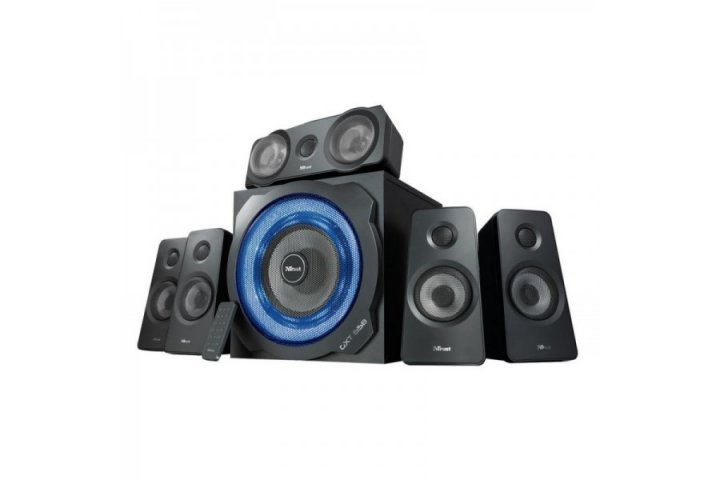 Акустична система Trust GXT 658 Tytan 5.1 Surround Speaker System(21738) - зображення 1