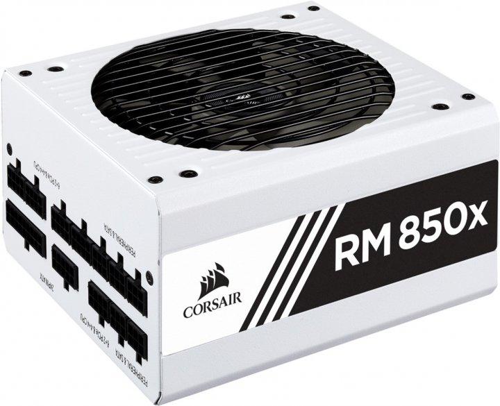 Corsair RM850x 850W White (CP-9020188-EU) - зображення 1