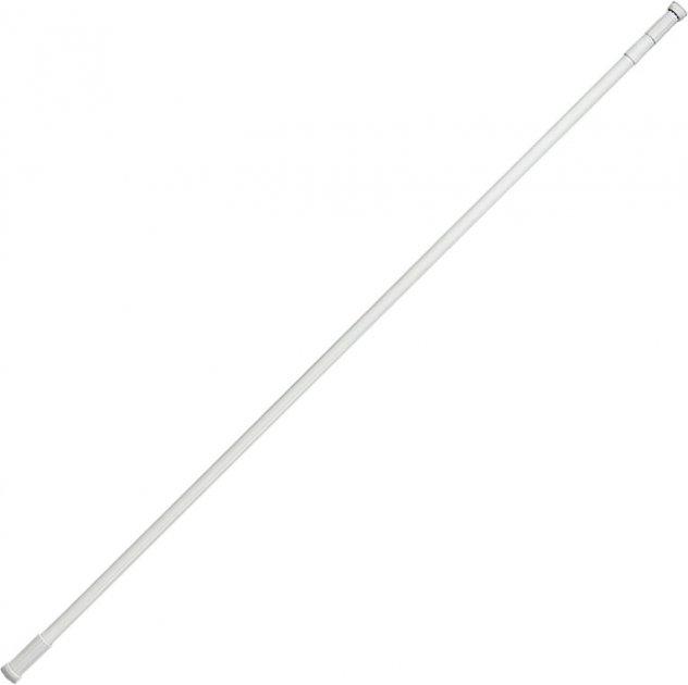 Штанга для шторки МОЙ ДОМ телескопическая 140-260 см PT09894