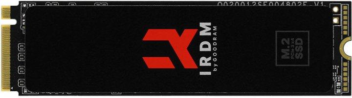 Goodram IRDM 2TB M.2 2280 PCIe 3.0 x4 NVMe 3D NAND TLC (IR-SSDPR-P34B-02T-80) - изображение 1